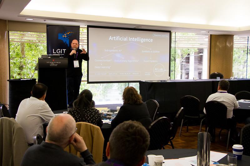 LGITSA 2019 October Conference