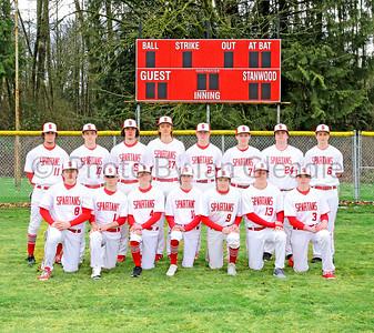 SHS Boys Varsity Baseball 2019