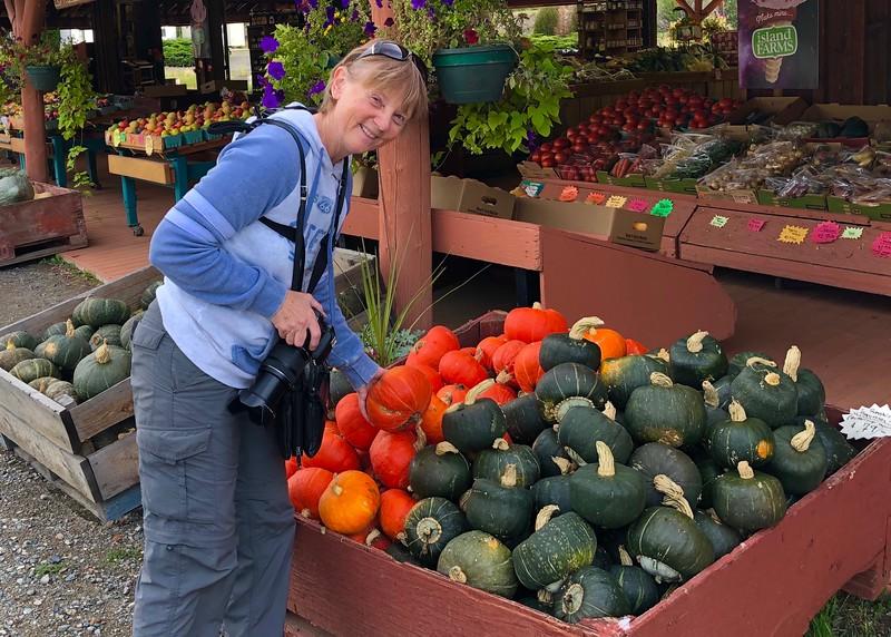 Fruit & Vegetable Stand, Keremeos, BC