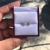 2.27ctw Transitional Cut Diamond Pair, GIA H VS2 13