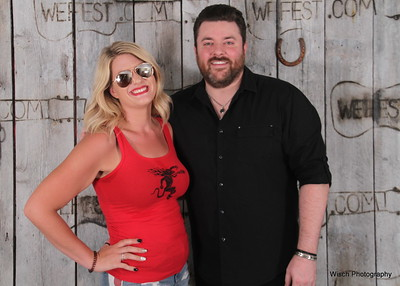 WeFest 2018 Chris Young M&G