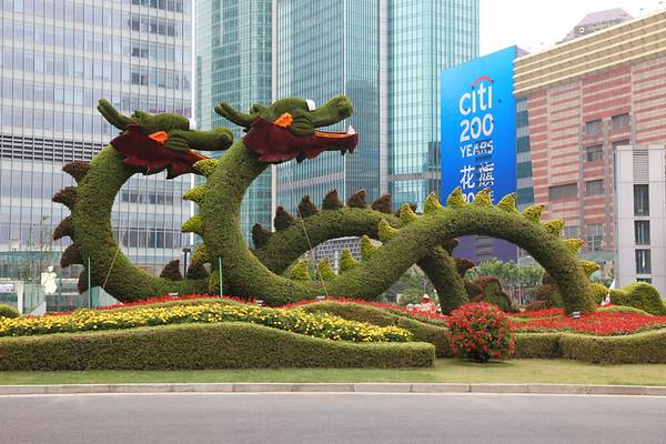 Shanghai city, China