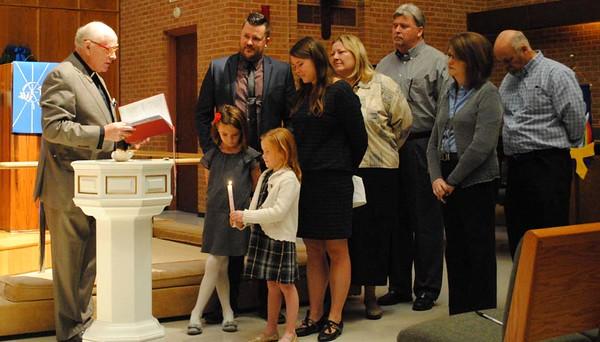 Olive Baptism