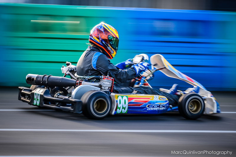 Tullyallen Karting Club T Plate 2016 - Alyx Coby