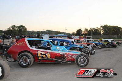 Fonda Speedway-8/14/21 Jann McGaffin
