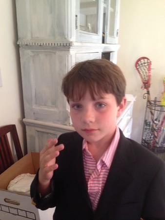 Jack's First Graduation 06-24-15