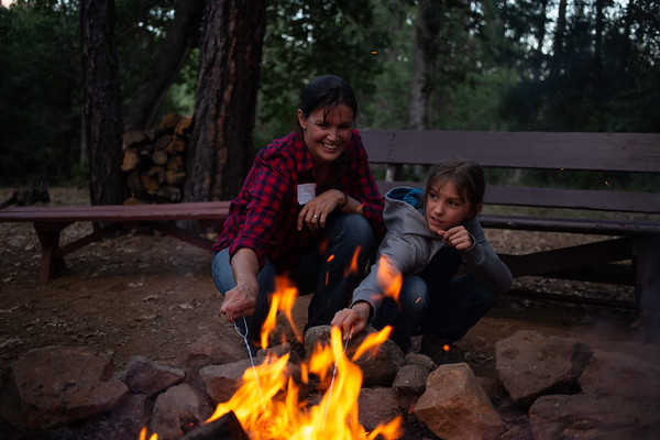 2019 Mother Daughter Ranch Camp Week 5A
