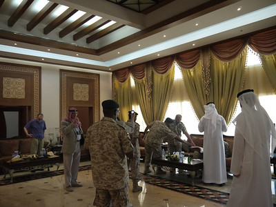 4 March 12 Land Forces UAE Visit