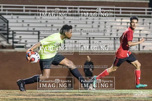 RVHS Varsity Mens Soccer vs Gilbert at Capitol City Cup