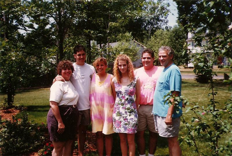 Brennan Family    7/91