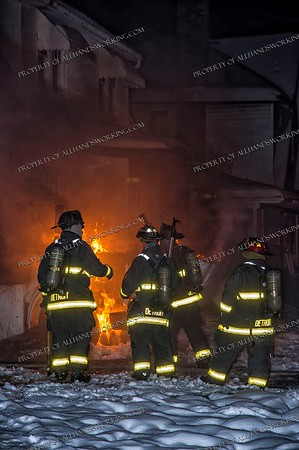 Buff Trip - Multiple Fires, Detroit MI - 11/13/19-11/16/19