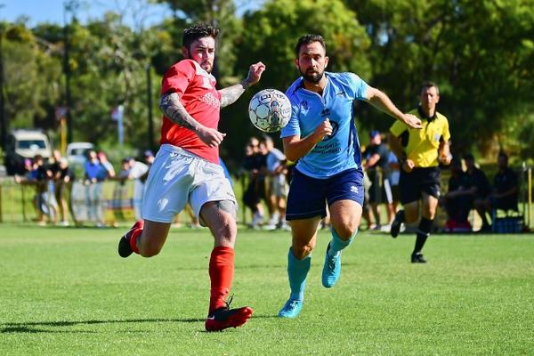 ECU Joondalup SC v Sorrento FC