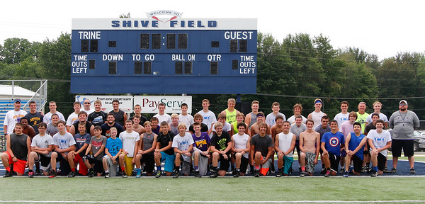 TMT Football camp 2015