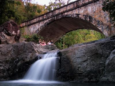 Crystal Creek and Paluma