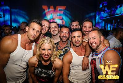 WE Party Casino NYC Pride