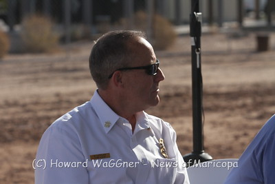 Maricopa Fire And Medical Admin Ground Breaking7-25-2019