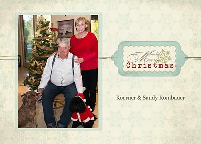 Rombauer Christmas