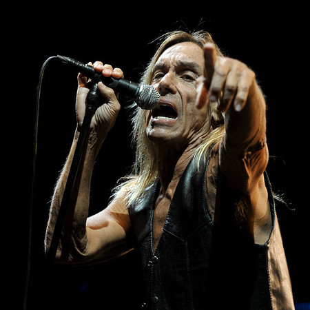 Iggy & The Stooges @ Hammersmith Apollo