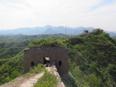 【May】Gubeikou Great wall hiking camping