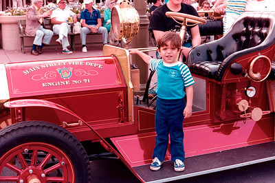 1978-3-15 Anthony's 2nd Disney Visit