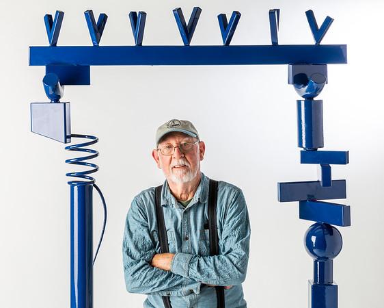 Jerry Dodd: Updated Sculpture