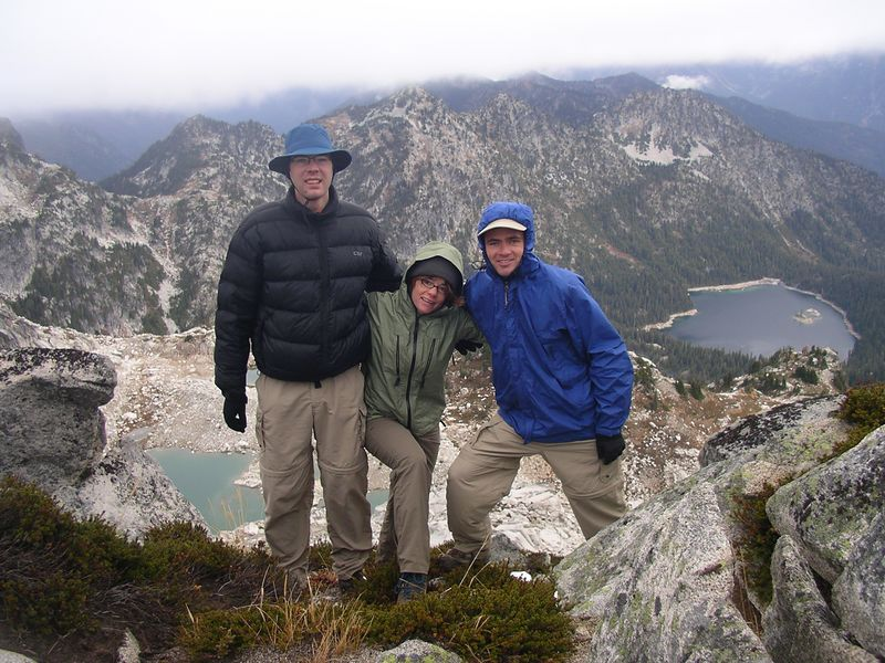 Summit of Granite.