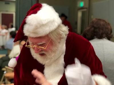 Ward Christmas Party 2017