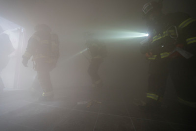 Structure Fire Training 8-17