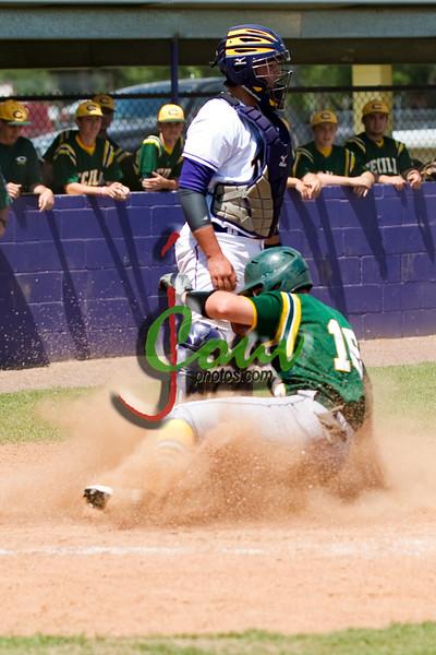 2015 SMSH vs Cecilia Baseball