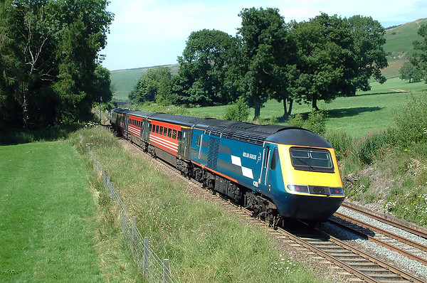 15th July 2003: Helsby and Edale
