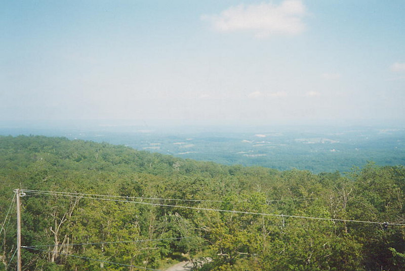View from the Culver fire tower