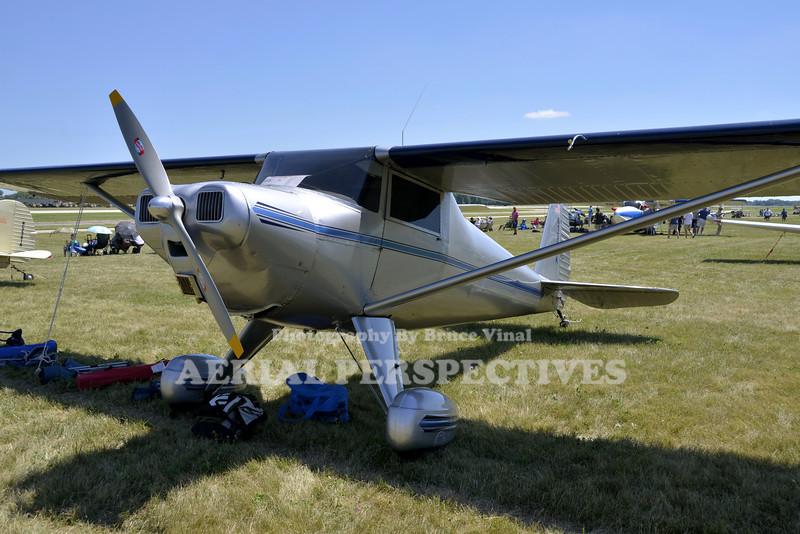 N1318K - 1947 Luscombe 8A
