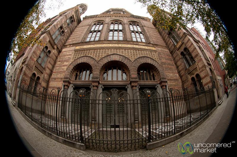 Neue Synagogue in Mitte, Berlin