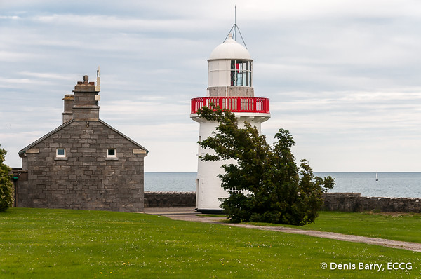 Ballinacourty Point Lighthouse - Co. Waterford