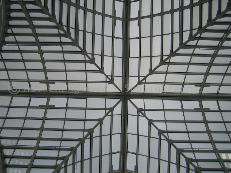 Ceiling of the GSB campus
