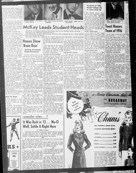Daily Trojan, Vol. 33, No. 46, December 05, 1941