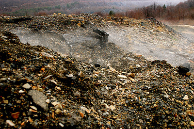 Centralia Pennsylvania or Hell on Earth