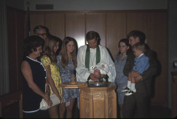 Marcy's Baptism