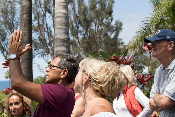 Ruben Flores' Garden Walk