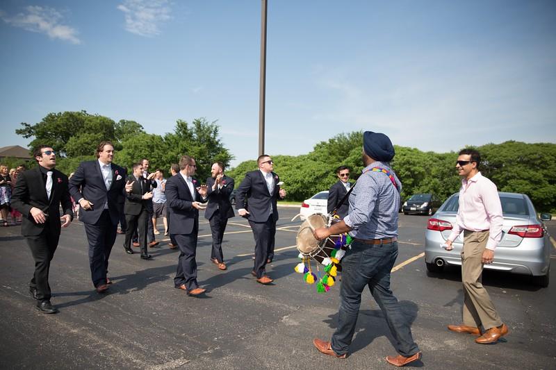 LeCapeWeddings Chicago Photographer - Renu and Ryan - Hilton Oakbrook Hills Indian Wedding -  442.jpg