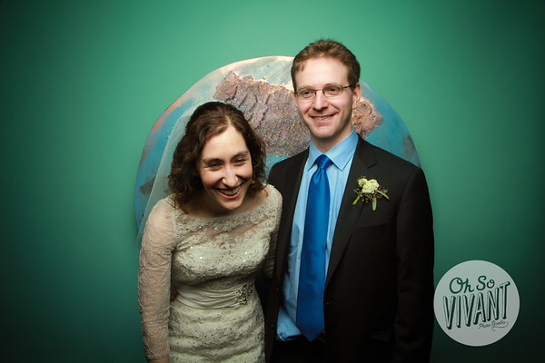 Melissa & Evan