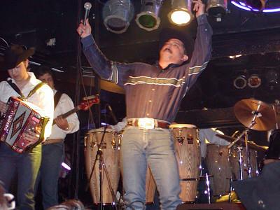 Emilio y Grupo @ Fusion in Ft Worth, TX 2-25-2006
