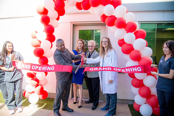 WesternU and LA Animal Services celebrate opening of East Valley Spay/Neuter Center in Van Nuys