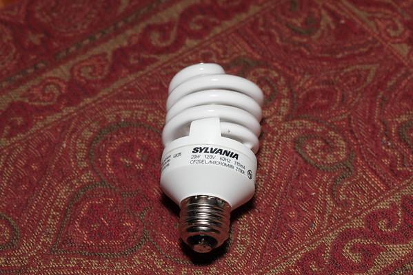 Sylvania CFL Teardown