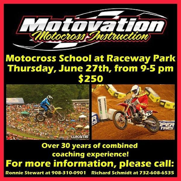 Motovation, Ronnie Stewart, Rich Schmidt