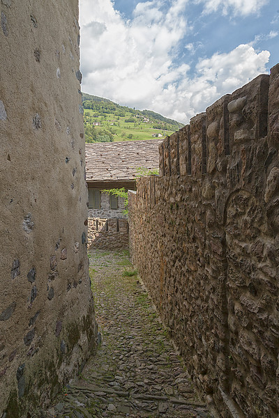 Borgo medioevale di Gromo