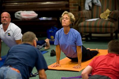 Yoga with Sandie Perrault