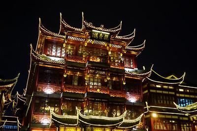 Grand Asia Cruise Oct 24, 2014 - Nov 10, 2014 , Sapphire Princess - Shanghai