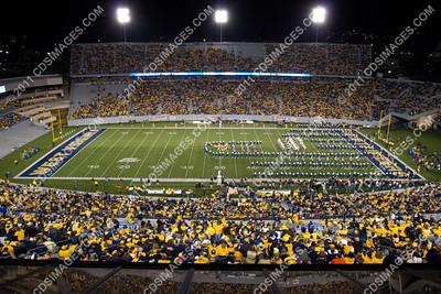 WVU vs Pitt - November 25, 2011 - Pregame