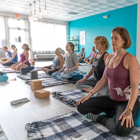 Lift Yoga Open House Fall 2019